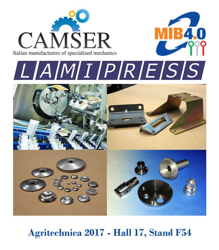 Camser at Agritechinica 2017