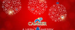 Camser season's greetings 2018