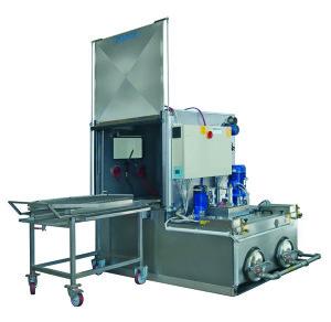 Teknox - washing machine - robur