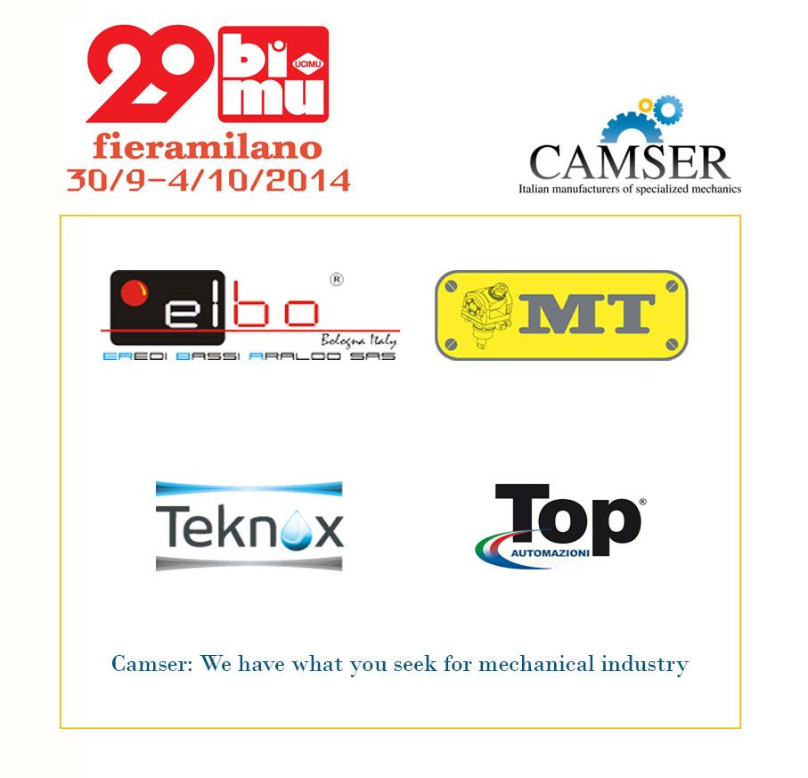 Camser - BIMU2014