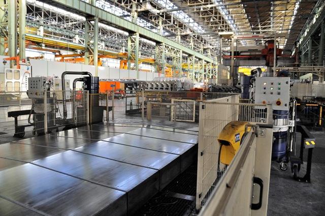 Ribo - Aspiratori industriali - impianto automatizzato