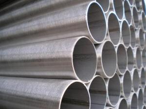 Tubi acciaio - Sassatelli Case study