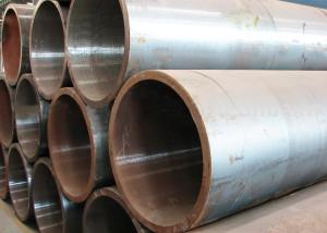 Tubi acciaio e lega - Sassatelli Case study