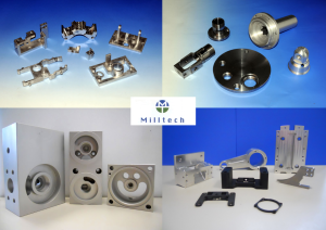 Milltech - lavorazioni e componenti meccanici