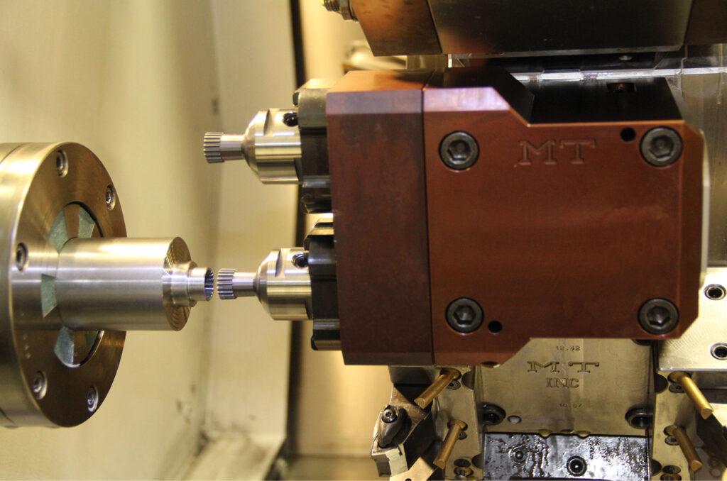 Motorizzato Brocciatore Multiplo A 91° di MT Marchetti - Camser