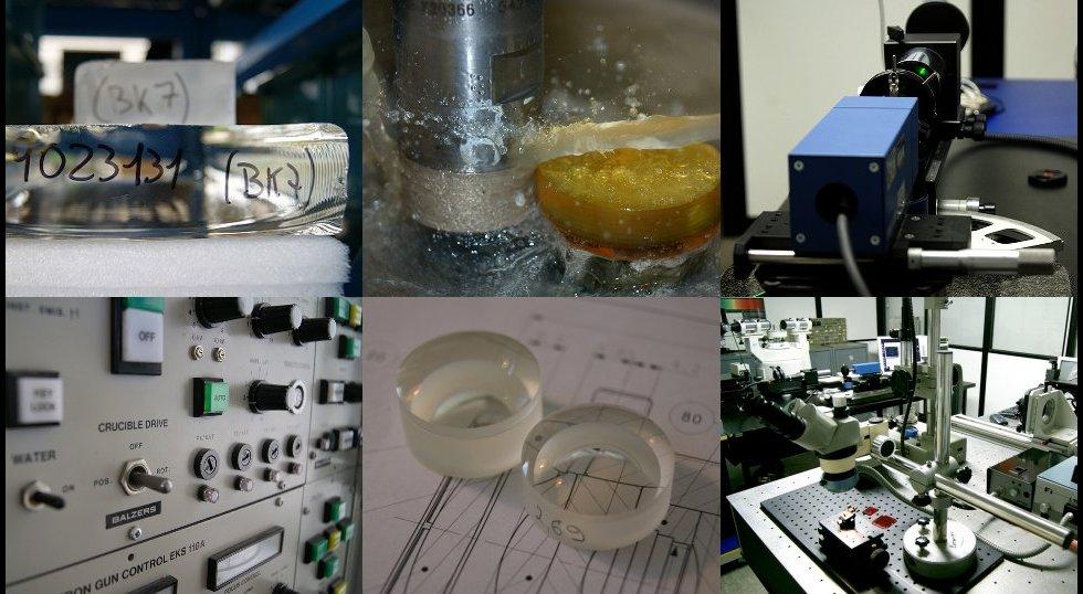 Opto5 - Componenti Ottici Industriali