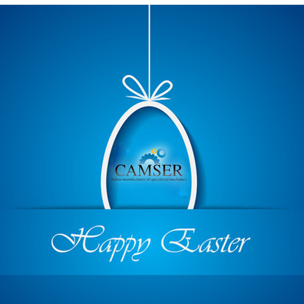Camser - Happy Easter 2017