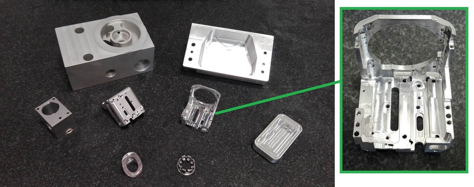 Milltech - componenti micromeccanici e meccanici