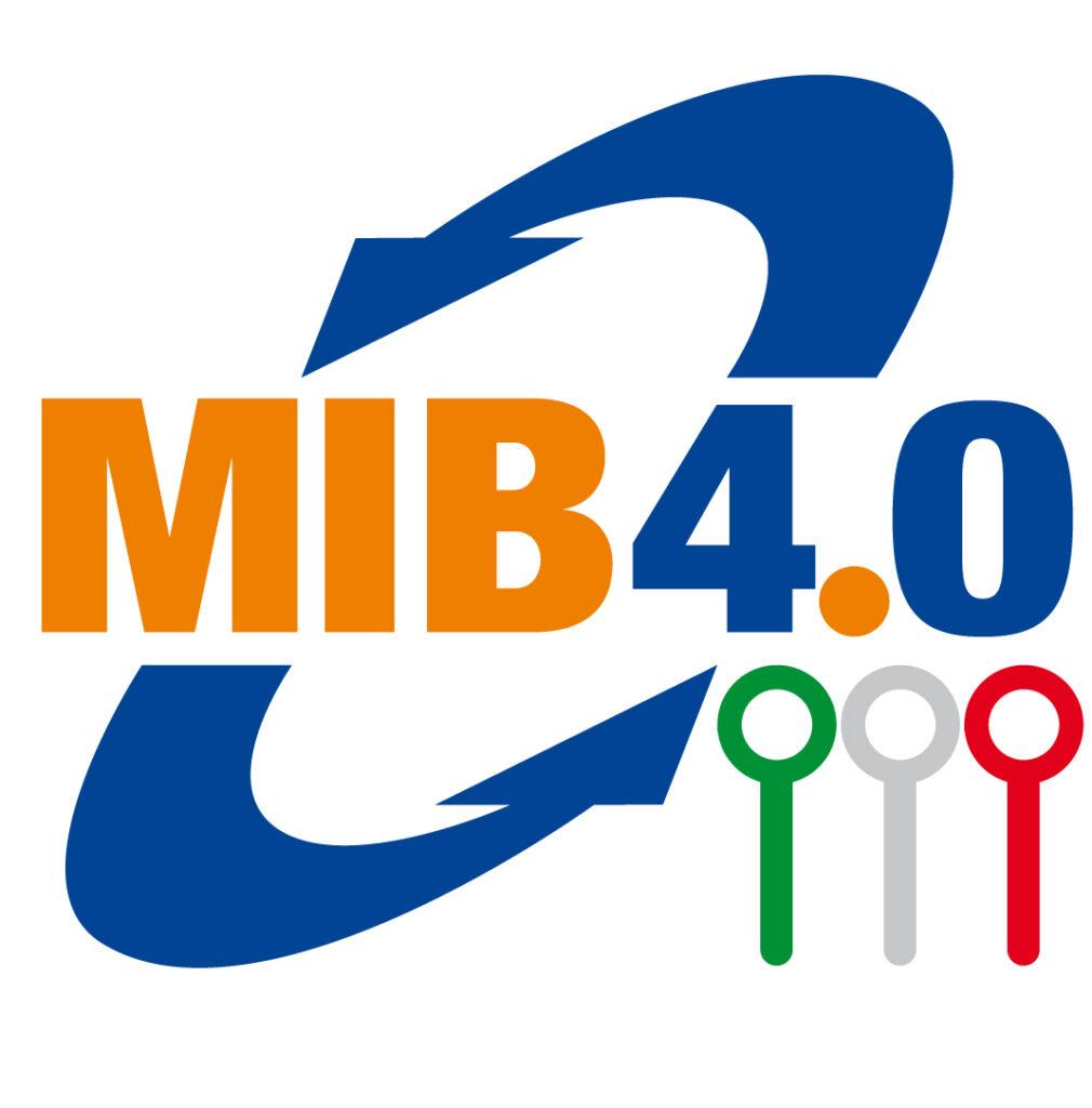 MIB4.O logo DEF-no scritte